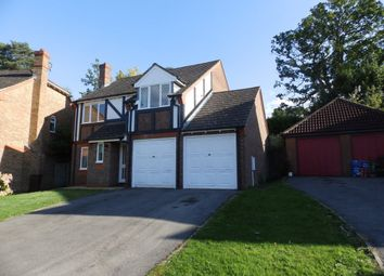 Thumbnail 4 bed detached house to rent in Ward Close, Wadhurst