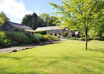 Thumbnail 4 bed farmhouse for sale in Bwthyn Teg & Crychdu, Nebo, Bronwydd, Carmarthenshire