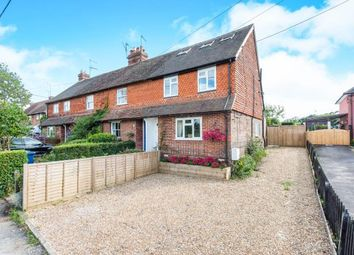 Thumbnail 3 bed terraced house for sale in Chiddingfold, Godalming, Surrey