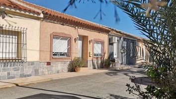 Thumbnail 3 bed country house for sale in 30320 Fuente Álamo, Murcia, Spain