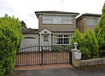 Thumbnail 3 bed detached house for sale in West Lea Drive, Meanwood, Leeds