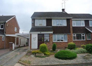 Thumbnail 3 bed end terrace house to rent in Hexworthy Avenue, Styvechale, Coventry