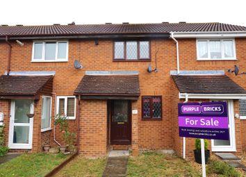 Thumbnail 2 bedroom terraced house for sale in Huntsman Grove, Blakelands