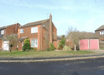Thumbnail 3 bed link-detached house for sale in Sandy Close, Trimley St. Martin, Felixstowe