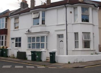 Thumbnail 1 bed flat to rent in Scarborough Road, Brighton