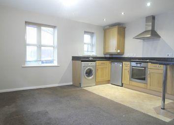 Thumbnail 2 bedroom flat to rent in Eastgate, Hessle