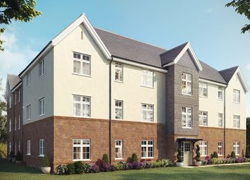 "Thumbnail 2 bed flat for sale in ""Dickens"" at Orwell Drive, Arborfield, Reading"