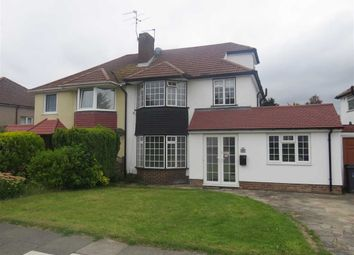 Thumbnail 5 bed semi-detached house for sale in Eldred Drive, Orpington