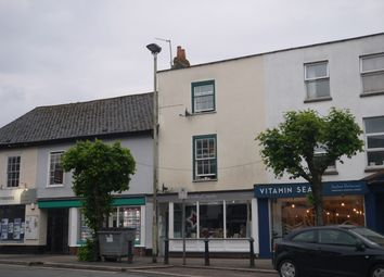 Thumbnail 1 bed flat to rent in High Street, Cullompton, Devon