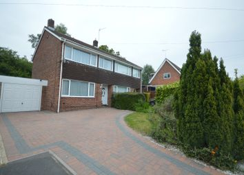 Thumbnail 3 bed terraced house for sale in Linden Walk, North Baddesley, Southampton