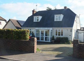Thumbnail 3 bed detached bungalow for sale in The Street, Hawkinge, Folkestone
