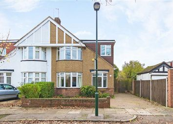 Thumbnail 5 bed semi-detached house for sale in Ellerman Avenue, Whitton, Twickenham