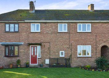 Thumbnail 3 bed terraced house for sale in Rectory Fields, Woolstone, Milton Keynes