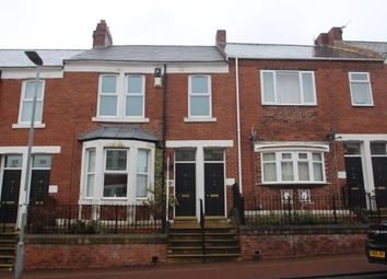 Thumbnail 2 bed flat for sale in Curzon Street, Gateshead, Tyne And Wear