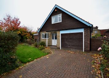 Thumbnail 3 bed bungalow for sale in Ventnor Close, Ossett