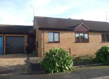 Thumbnail 2 bed bungalow to rent in Fairhurst Way, Earls Barton, Northampton