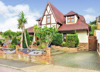 Thumbnail 5 bedroom detached house for sale in Downer Road, Benfleet