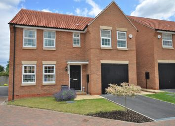 Thumbnail 4 bed detached house for sale in Carter Street, Howden, Goole