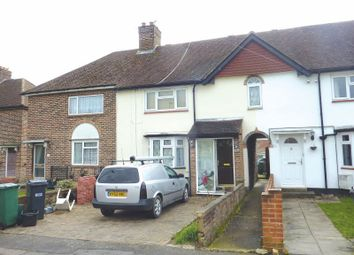 Thumbnail 3 bed terraced house for sale in Colesmead Road, Redhill, Surrey