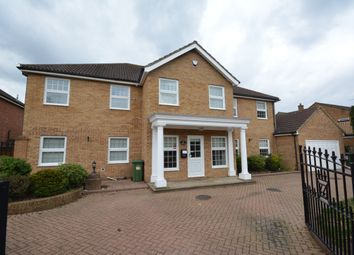 Thumbnail 5 bed detached house for sale in Ernest Road, Emerson Park, Hornchurch