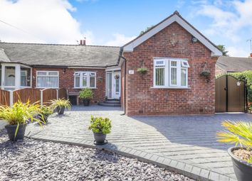 Thumbnail 2 bed bungalow for sale in Abingdon Road, Bramhall, Stockport