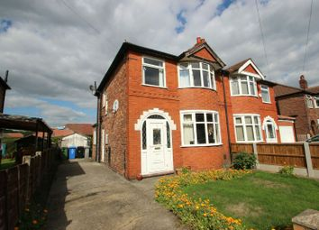Thumbnail 3 bed semi-detached house for sale in Witley Drive, Sale