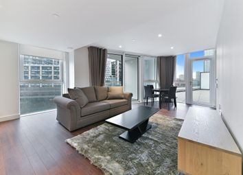 Thumbnail 1 bed flat to rent in Haydn Tower, Nine Elms Point