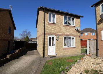 Thumbnail 3 bed detached house for sale in Robins Hill, Brackla, Bridgend.