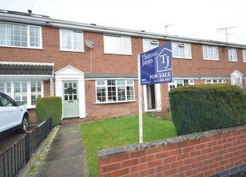 Thumbnail 3 bed town house for sale in Musters Road, Ruddington, Nottingham