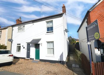 Thumbnail 3 bedroom semi-detached house for sale in St. Georges Road, Badshot Lea, Farnham