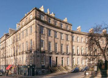 Thumbnail 1 bed flat to rent in Royal Circus, New Town, Edinburgh