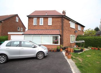Thumbnail 3 bed end terrace house for sale in Portway, Manchester