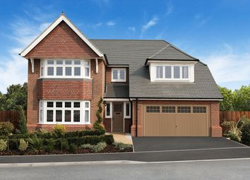 Thumbnail 5 bedroom detached house for sale in Eagle Drive, Tamworth, Staffs