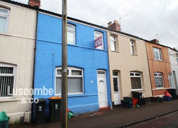 Thumbnail 2 bed terraced house to rent in Ailesbury Street, Newport