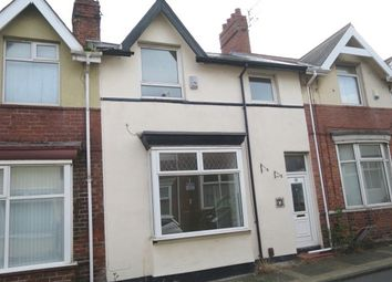 Thumbnail 3 bedroom terraced house for sale in Fordland Place, Sunderland