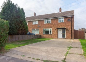 Thumbnail 3 bed semi-detached house for sale in Upsall Road, Butterwick, Boston