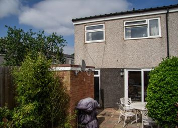 Thumbnail 3 bed terraced house to rent in Pedmore Close, Redditch