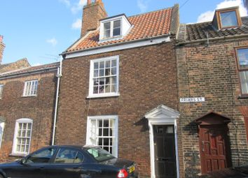 Thumbnail 3 bedroom terraced house to rent in Friars St, Kings Lynn