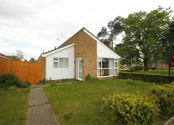 Thumbnail 2 bed detached house for sale in Crowland Close, Ipswich, Suffolk