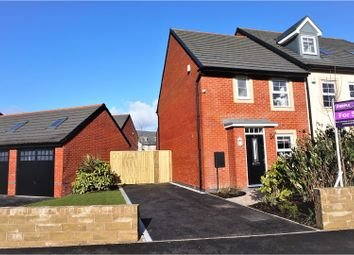 Thumbnail 3 bed town house for sale in Blakewater Road, Clitheroe