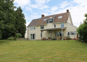 Thumbnail 4 bed detached house for sale in Keward, Wells