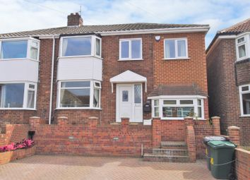 Thumbnail 4 bed semi-detached house for sale in West View Road, Kimberworth, Rotherham