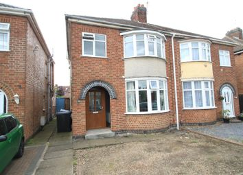 Thumbnail 3 bed semi-detached house for sale in Barrie Road, Hinckley