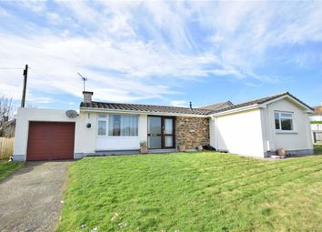 Thumbnail 3 bed detached bungalow for sale in Berries Avenue, Bude