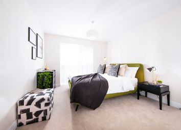 Thumbnail 1 bed flat for sale in Wedgwood Way, Stevenage