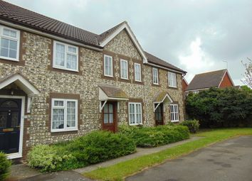 Thumbnail 2 bed terraced house to rent in Smithy Drive, Kingsnorth, Ashford