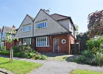 Thumbnail 4 bed semi-detached house for sale in East Meade, Chorltonville, Manchester