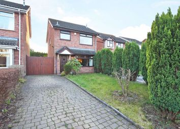 Thumbnail 3 bed detached house for sale in Charminster Road, Meir Park