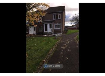 Thumbnail 1 bed flat to rent in Carnbroe, Coatbridge