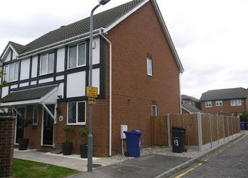 Thumbnail 3 bed semi-detached house to rent in Gilbert Road, Chafford Hundred, Grays, Essex